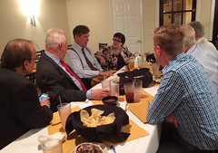 "Lunch with leaders of the Providence District Democratic Committee • <a style=""font-size:0.8em;"" href=""http://www.flickr.com/photos/117301827@N08/35974618475/"" target=""_blank"">View on Flickr</a>"