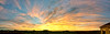 Sky Fire   (Explored) (northern_nights) Tags: pano panorama skyfire firesky redskies sunrise dawn clouds sky cheyenne wyoming 3000v120f explore inexplore