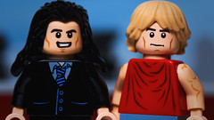 Lego The Room (Just Bricks) Tags: room the lego tommy wiseau greg sestero mark johnny cult classic film disaster artist minifigure minifig photoshop lightroom best friends james franco dave seth rogen lisa denny midnight movie