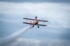 DSC02413 (davyskin46) Tags: sony slt a57 tamronspaf70300mmf456diusdlens sunderland sunderlandinternationalairshow airshow aircraft northeastofengland biplane wingwalker