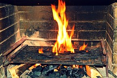 It's time for barbecue ;) (mmalinov116) Tags: barbecue fire flame скара барбекю огън пламък