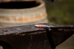 GSM-Bristol blacksmithing... (Pahz) Tags: gsmbristol blacksmith metalwork blacksmithing bristolrenaissancefaire bristolrenaissancefaire2017 pattysmithbrf brf renaissancefaire renfaire renfest renaissancefairephotographer nikond7200 nikonshooter tamron16300mm