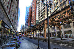 The Loop (J. Pearson Photos) Tags: chicago theloop thel city urban