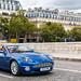 Aston Martin Vanquish Zagato Roadster.