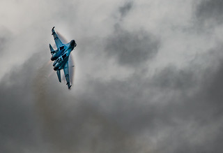Sukhoi Su-27 - Ukrainian Air Force