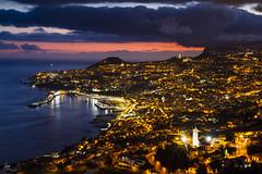 Funchal (Madeira) (Iurgi.) Tags: funchal madeira portugal sunset atardecer isla iurgi inda
