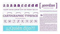 Noort (TypeTogether) Tags: typetogether serif juanbruce typefacepublishingincentiveprogram newrelease cartographic maps editorial