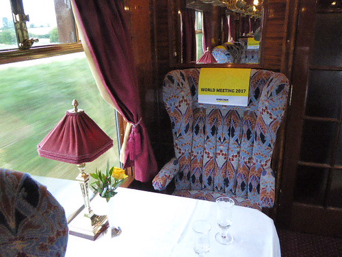 Luxury Train Charter: Karcher, Banbury to London Victoria
