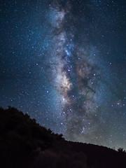 塔塔加鞍部 夏季銀河 (Aforward・JC) Tags: milkyway summer star galaxy taiwan 夏季銀河 olympus em5 em5mkii
