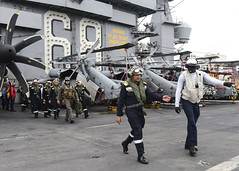 Naval Partners Wrap Up Trilateral Malabar Exercise in the Indian Ocean (#PACOM) Tags: ussnimitz cvn68 deployment bayofbengal