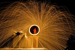 First time Steel wool photography (ibtihajtafheem) Tags: steelwool steelwoolphotography wool steel fireworks firework fire night nightphoto nightsky nightphotos nightscape nightphotography lightphotography light urban urbanlight urbanart urbancity urbannight urbanphotography photography photographylove photographs photographylife photographer