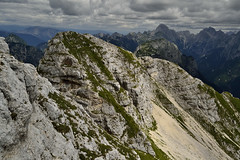 The art of war (matteo.buriola) Tags: friuli slovenia cima confine panorama paesaggio landscape mountains trekking hiking nikon d3100