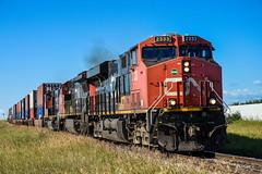 CN 2333 (TVR-Rail-Pics) Tags: trainsofab trainsofcanada cnandiantrains canadianrailway railwaysofcanada cnrail railway