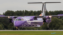G-JEDP DHC-8-402 Q400 Flybe - British European (kw2p) Tags: aircraft airlineoperator airport aviation bombardieraerospace dhc8402q400 egpf flybebritisheuropean gjedp dash8 dhc8402qdash8 airline aeroplane airplane kw2p gaaec glasgowairport egpfgla scotland