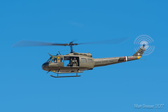 NX431LH_KPAE_7_22_17 (Matt Bresser) Tags: bell uh1h iroquois skyfair kpae helicopter nx431lh army