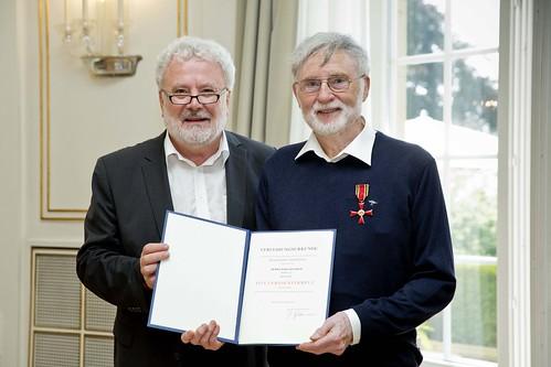 Bundesverdienstkreuz für Josef Klegraf
