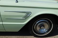 1965 Tbird green=5 (THE HALENIZER) Tags: 1965 tbird
