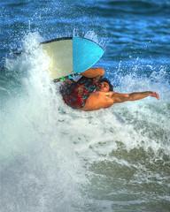 Kealia surf 006 (mannyh808) Tags: surf surfer surfing kealia kauai hawaii waves ocean gardenisland eastside
