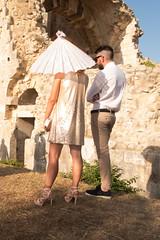 (francescambrosi) Tags: umbrella street streetphotography wedding matrimonio elegant style conceptual ngc