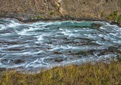Go With the Flow (Philip Kuntz) Tags: bowriver bowfalls rushingwaters waterfall falls banff banffnationalpark alberta waterabstract