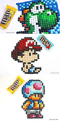 M&M Mosaic Mario Nintendo Collection - Yoshi, Baby Mario and Toad (Kitslams Art) Tags: nintendo mm mosaics pixel art 8bit mario bros nes snes video game artist candy 8 bit arts yoshi toad megaman samus aran metroid boo shyguy bowers mushroom mosaicart mosaicartist mmmosaic rubikscubemosaic artwithitems artwithcandy artwithmms artwithrubikscubes rubikscubeart rubiksart mosaicdrawing drawingmosaic kitslamsart kitslam videogameart videogameartist videogamepixelart pixelart 8bitart 8bitartist nintendoart nintendoartist nintendopixel snesart nesart marioart marioartwork mariobrosart