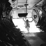 waiting to go, RAF Merlin HC3, Basra, Iraq thumbnail