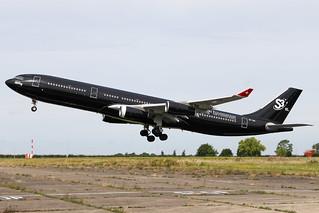 Hi Fly Malta | Airbus A340-313 | 9H-TQM