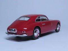 Maserati A6 1500 Pininfarina 1949 (9) (dougie.d) Tags: hachette italia italy leomodels partwork model modelauto automodel modelcar 143 scale diecast maserati pininfarina 1949 1500