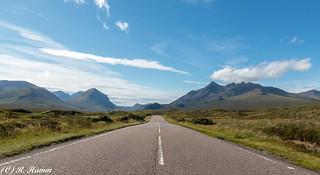 Scenic Highland Road