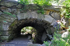 Huddlestone Arch (Trish Mayo) Tags: arch stonework centralpark huddlestonearch calvertvaux boulders parks nycparks