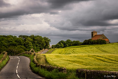 The way in - (Helios 44-2) - 2017-07-07th (colin.mair) Tags: 442 sony ilce6000 stabbs saint abbs old church road village 58mm helios lens m42 manual russian ussr