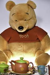 HEY WINNIE (ANNIE MARTIN PHOTOGRAPHIC IMAGERY) Tags: playfun teaset birthday happy light teaparty winnie