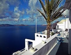 santorini,GREECE (braziliana13) Tags: greece greeksea greekisland santorini thira home unique view cyclades outdoor bluesea σαντορίνη ελλάδα κυκλάδεσ αιγαίο θάλασσα θέα