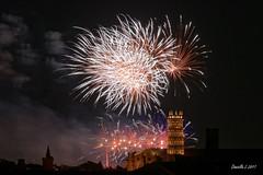 P1340625_DxO (daniellelallemand) Tags: feudartifice fireworks toulouse hautegaronne midipyrenées jacobins gx7