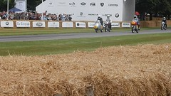 Motorcycles Over the Years, Goodwood Festival of Speed (f1jherbert) Tags: nikon coolpix s9700 goodwood festival speed 2017