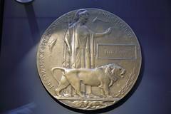 """"""" Death Penny"""" Ellis Evans ..Hedd Wyn (Martin Pritchard) Tags: death penny trawsfynydd hedd wyn bardd poet meirioneth first world war 1 yr ysgwrn"""