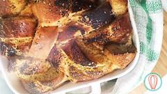 Easy Baked French Toasts (twofoodies) Tags: breakfast desayuno frenchtoasts tostadasalafrancesa baked horneado preparar antelación bakeahead