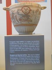 gorgoni e lupi cattivi, museo archeologico nazionale, Pontecagnano (Pivari.com) Tags: gorgonielupicattivi museoarcheologiconazionale pontecagnano