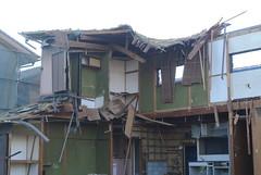 yokkaichi5224 (tanayan) Tags: mie japan yokkaichi nikon j1 三重 四日市 日本 house demolition town