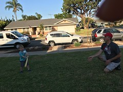 """Paul Plays Baseball with Larry Spejcher • <a style=""""font-size:0.8em;"""" href=""""http://www.flickr.com/photos/109120354@N07/35175296403/"""" target=""""_blank"""">View on Flickr</a>"""