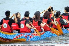 2017-05-28 1676 Taipei Dragon Boat Festival 2017 - Dajia Riverside Park (Badger 23 / jezevec) Tags: dragon dragonboat festival taiwan history culture travel tourism duanwufestival zhongxiaofestival 忠孝節 龍船節 龍舟節 端午节 端午節 龍舟 龙舟 龍船 龙船 taipei ֵ台北 臺北市 taipeh taןpeh ταϊπέι 타이페이 тайбэй 台北市 ტაიბეი تايبيه taibei đàibắc taipé tchajpej rowing sports boat barco шлюпка 배 ボート barca βάρκα bateau 小船 člun veneillä csónak łódź boating vessel photo picture image watersports watercraft asia tradition