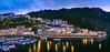 Elantxobe ilunsentian (Koldobika Arriaga) Tags: basquecountry citylights cityscape elantxobe euskalherria fisherman kaia pescador portua puerto landscape paisaje paisajea portait seascape sunset