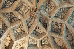 Chapel ceiling, Ely Cathedral (Richard Holland) Tags: elycathedral cambridgeshire gothicarchitecture gothic medievalsculpture medieval chapel