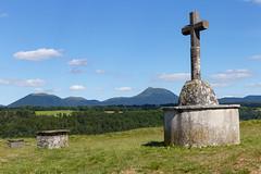 Puy de Dôme (Harald Schnitzler) Tags: france vulkan pontgibaud volcano vulcano puydedôme saintpierrelechastel auvergnerhônealpes frankreich fr