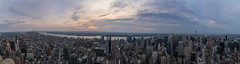 Sky Scrapper Panorama (Dan Ydov) Tags: beautiful canon2470f4l canon6d city colors danydovphotografer manhatten newyork panorama