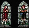 All Saints Church Wilden Stained Glass 5 (ahisgett) Tags: stained glass burnejones william morris arts crafts