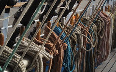 20170722_161 (zeroday_) Tags: rope boat nautical sailing white deck sailboat wood knot detail sail pier background vessel travel yacht yachting mooring boats ship dock boating marine sea line equipment wooden transportation shipping maritime timber mast
