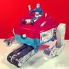 Tread Biotron (WEBmikey) Tags: toys micronauts microman biotron mego takara