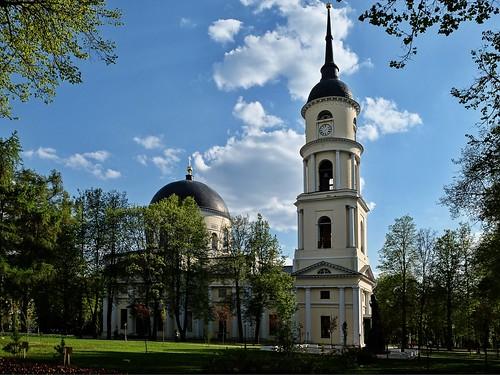 Троицкий собор, XVI-XIX в. Калуга, Россия
