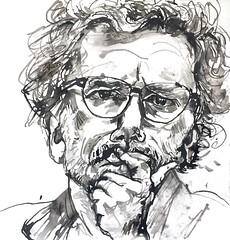denis guerin2 (mariah...) Tags: portrait drawing ink jkpp